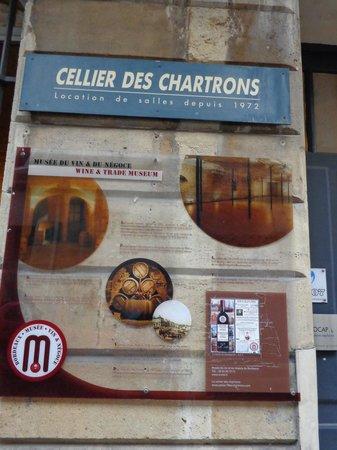 Musée du Vin et du Négoce : ,