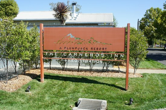 Welcome to the Carneros Inn