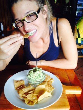 Sabor Tico: Exquisito guacamole