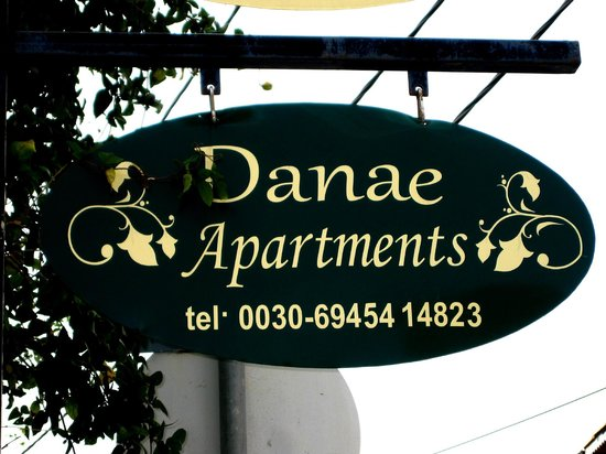 Danae Apartments: exterior