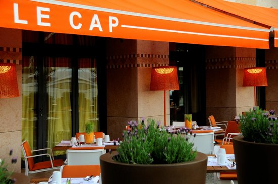 Restaurant Le Cap: Welcome to La Brasserie Le Cap