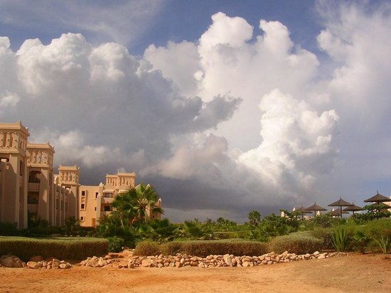 Hotel Riu Touareg: every cloud has an silver egde