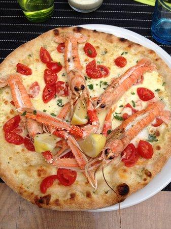 Pizza Pazza : Que c'est bon !...
