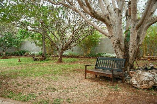 Biweda Nguni B&B Lodge Mkuze: Biweda Nguni Garden