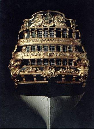 Musée National de la Marine : Le Dauphin Royal
