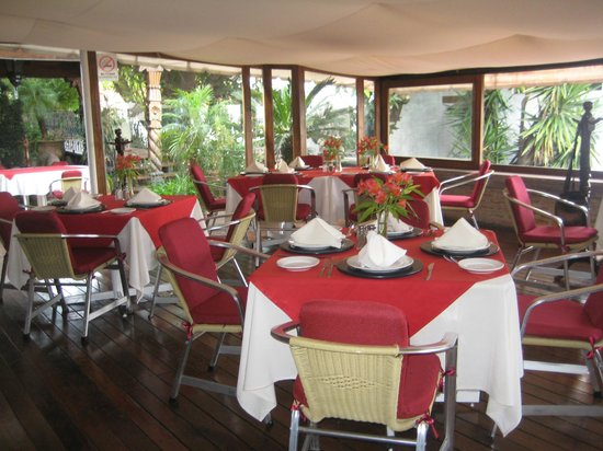 Casa de la Loma Hotel & Spa: comedor