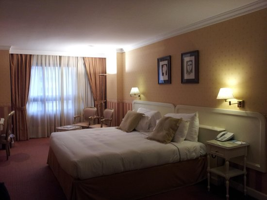 Hotel Eurostars Araguaney : Lovely room