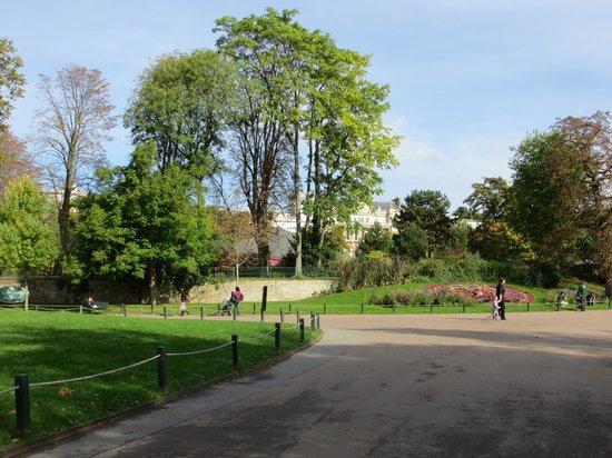 Jardin d'Acclimatation: Park