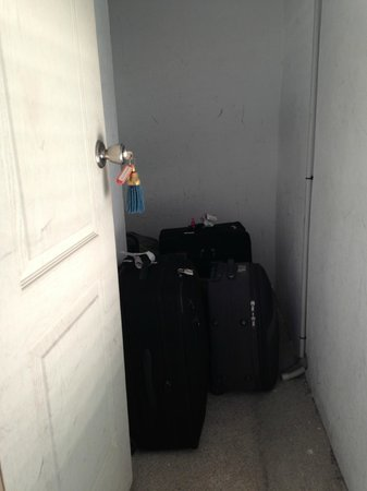 Hotel UR Portofino: для багажа
