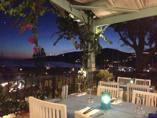 Korsan Fish Restaurant : Pretty Restaurant