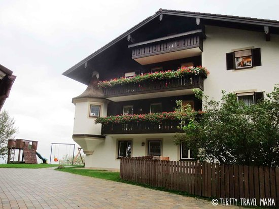 Hoelbinger Alm: Small playground