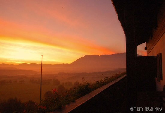 Hoelbinger Alm: Sunrise