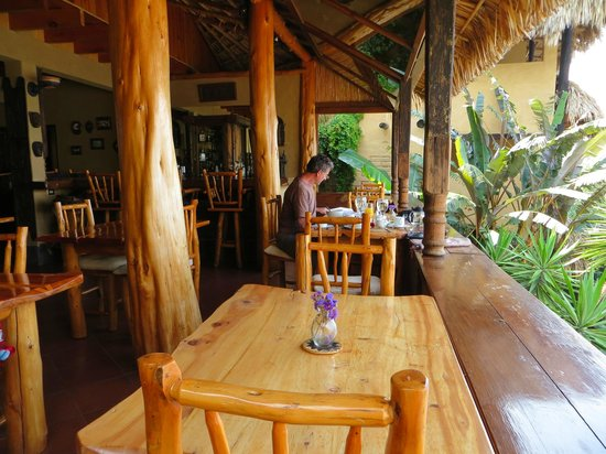 Laguna Lodge Eco-Resort & Nature Reserve: Dining Room