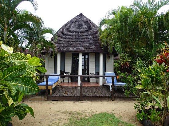 Le Lagoto Resort & Spa : Outside of Bungalow