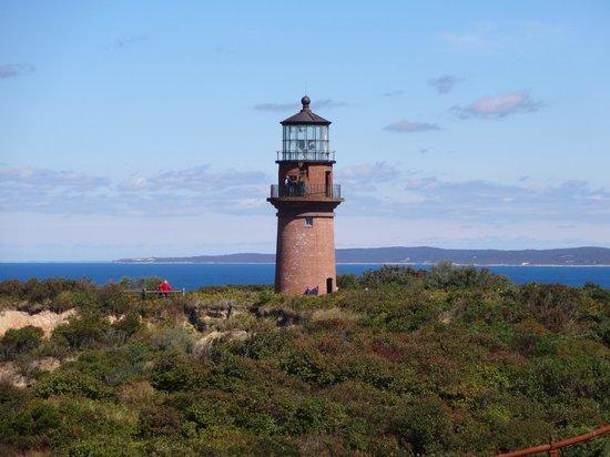 Cape Cod National Seashore: Gay Head Martha's Vineyard