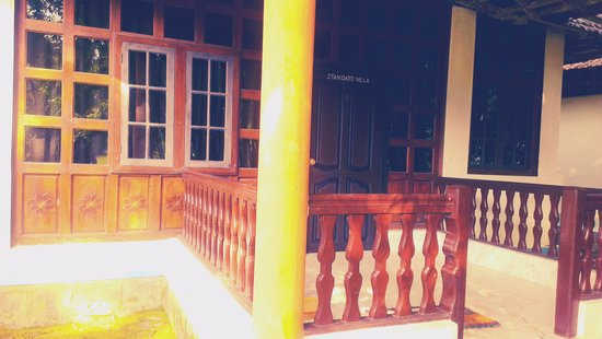 Coorg County Resort: The Standard villa