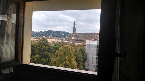 Hotel Bodoni : Vista do quarto 29