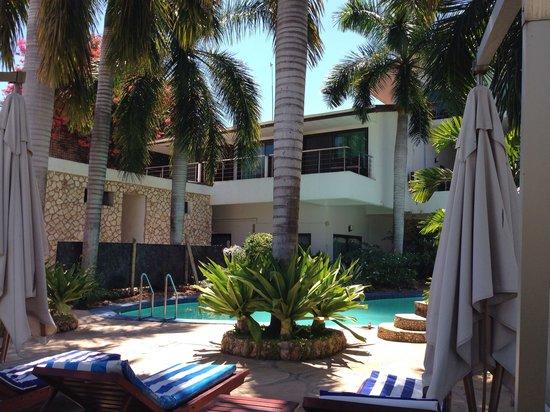 Best Western Coral Beach Hotel: Pool