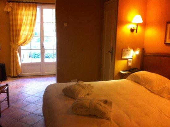 La Bastide du Calalou : La chambre confort