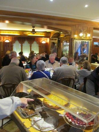 Restaurant Pizza Da Celio: Inside the restaurant