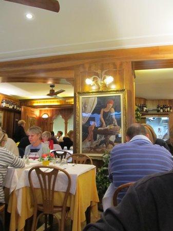Restaurant Pizza Da Celio: Further internal view of the restaurant