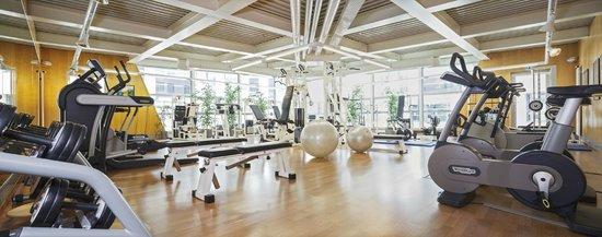 Movenpick Hotel Lausanne: Fitness Centre