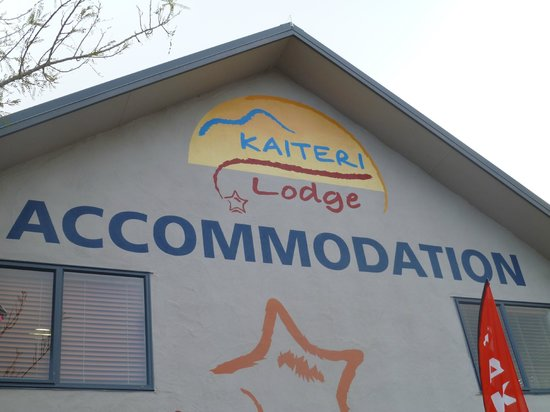 Kaiteri Lodge : Hostel