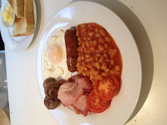 The Common Room Cafe/Restaurant: Full English