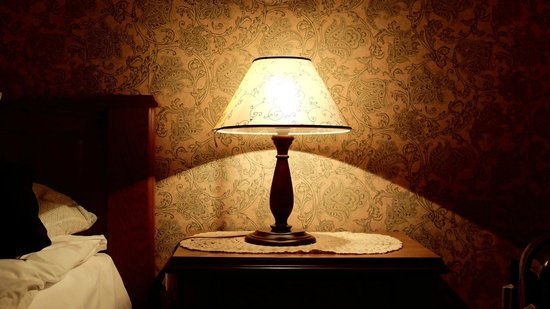 Lalinn Hotel : table lamp