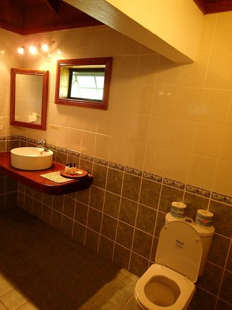 Amoa Resort : Bathroom