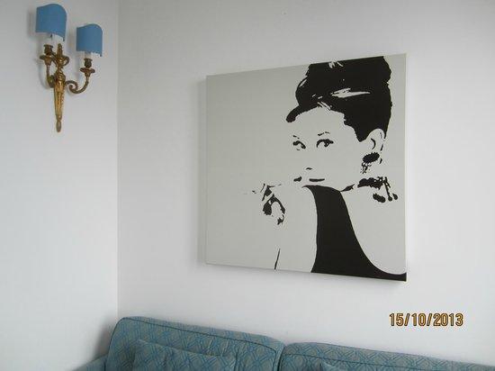 Hotel Capri: Room feature