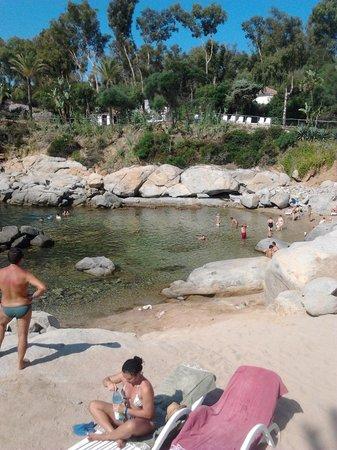 Arbatax Park Resort - Dune: la spiaggia1