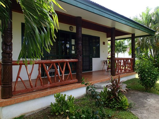 Amoa Resort : Family bungalow