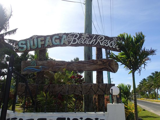 Amoa Resort : Siufaga Beach Resort