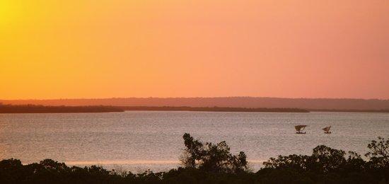 Mwangaza Hideaway: Sunset from Mwangaza