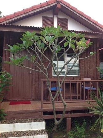 Thai Garden Inn : ons huisje