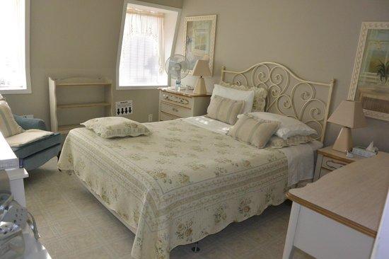 La Maison Daulac: chambre #1 appartement