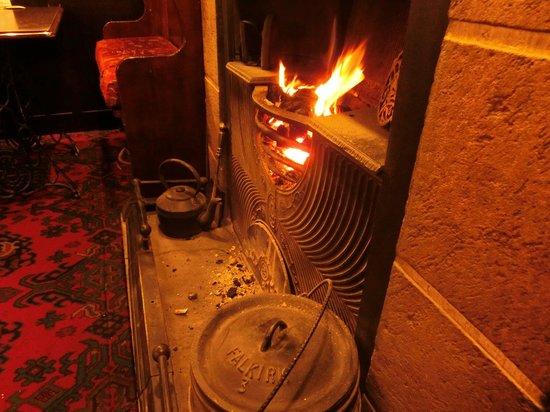 Lantern Pike Inn: Dinner
