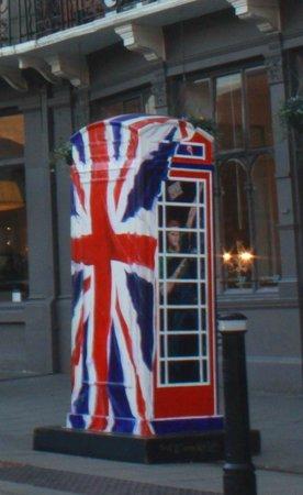 The Sun Inn: Great British Phonebox