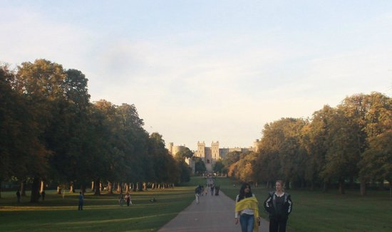 The Sun Inn: The Long Walk Windsor
