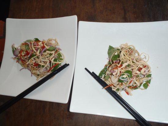 Cambodia Cooking Class: ta da!!!!