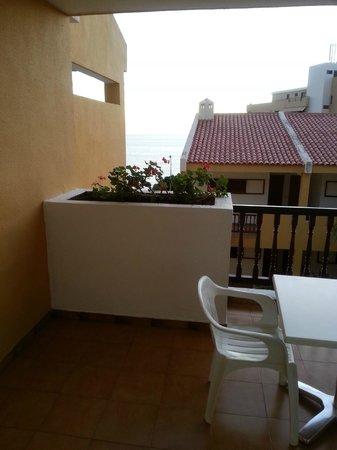Albatros apartments: Балкон