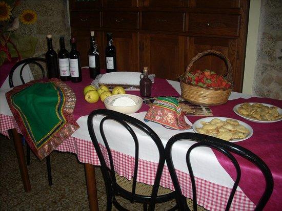 """Agriturismo Antichi Sapori """"da Speranza"""" : i prodotti"""