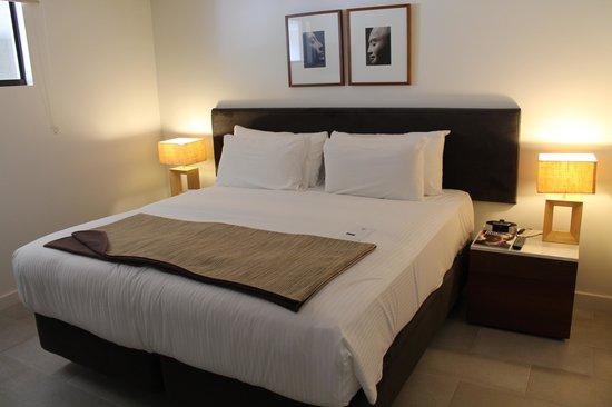 Pullman Palm Cove Sea Temple Resort & Spa : bedroom