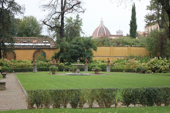 Once the Botanical Gardens - Picture of Four Seasons Hotel Firenze ...