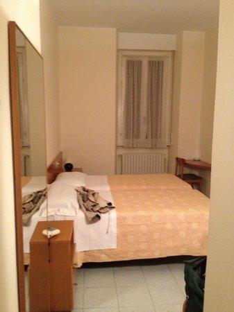 Hotel Tre Re: Zimmer