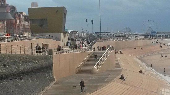 Central Promenade Blackpool
