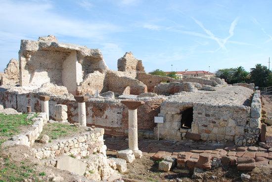 Museo Archeologico Nazionale Antiquarium Turritano: Palazzo di Re Barbaro