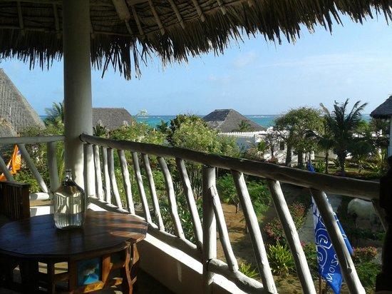 Eden Village Watamu Beach: vista dal balcone