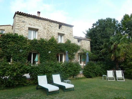 Le Mas Trilles : Hotel near pool